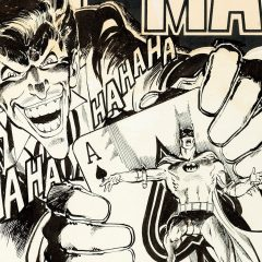 NEAL ADAMS' Original BATMAN #251 Cover Art Could Sell for $250,000