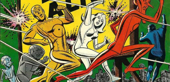 13 COVERS: The Heyday of the METAL MEN