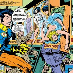 JACK KIRBY COLLECTOR #79 Will Be a Look at the King's BIG Ideas