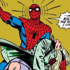 How a Golden Age Comic Strip Helped Inspire the DEATH OF GWEN STACY