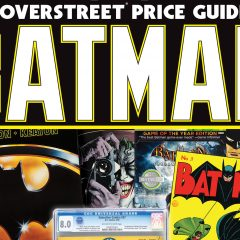 OVERSTREET'S BATMAN GUIDE: What It Is and How It Came to Be