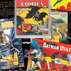 13 Magnificent Holy Grail BATMAN COLLECTIBLES
