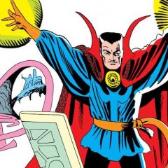 MARVEL to Release Massive King-Size DITKO DR. STRANGE Collection