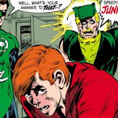 The Stark Brilliance of O'Neil and Adams' GREEN LANTERN #85