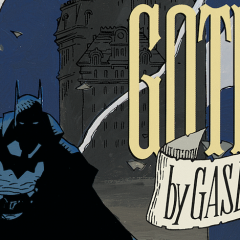 ABSOLUTE GOTHAM BY GASLIGHT Coming in 2020 From DC