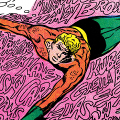 AQUAMAN by SKEATES and APARO to Get Second Hardcover Collection