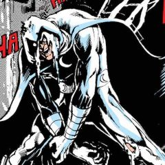 How a Meeting at DC Led BILL SIENKIEWICZ to Marvel's MOON KNIGHT