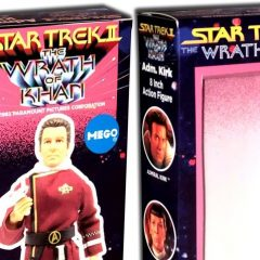 Custom MEGO Box of the Day #8: ADMIRAL JAMES T. KIRK