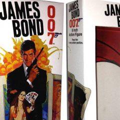 Custom MEGO Box of the Day #6: JAMES BOND