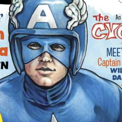 RETROFAN #9 Spotlights TV's First Live-Action CAPTAIN AMERICA