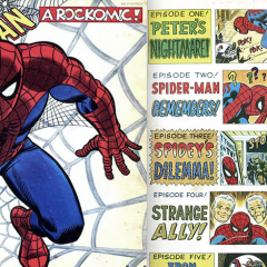 JOHN ROMITA: What It Was Like Working on the Groovy SPIDER-MAN 'ROCKOMIC'