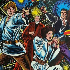 13 COVERS: A Bronze Age STAR WARS Celebration