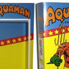 Custom MEGO Box of the Day #7: SUPER POWERS AQUAMAN