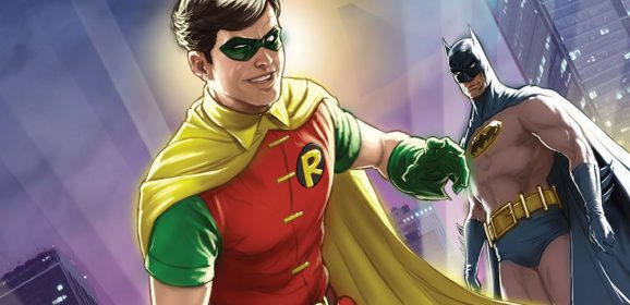 Dig These Groovy ROBIN 80TH ANNIVERSARY Decade Variant Covers