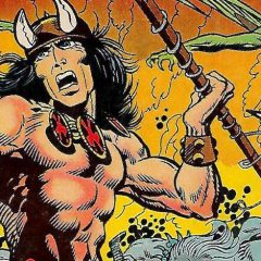 BACK ISSUE Magazine to Celebrate 50 Years of CONAN Comics