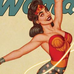 Dig the Final Versions of the WONDER WOMAN #750 Variants