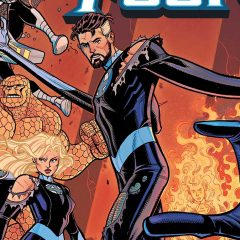 EXCLUSIVE Preview: The True Origin of the FANTASTIC FOUR — REVEALED