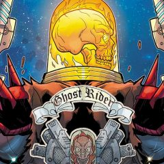 EXCLUSIVE Preview: REVENGE OF THE COSMIC GHOST RIDER #2