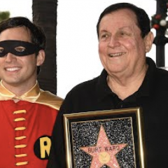 BURT WARD Gets His Star on the Hollywood Walk of Fame — Officially