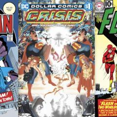 DAN DiDIO Addresses Future of DC's Facsimile Editions, Book Collections and MORE