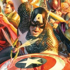 13 COVERS: An ALEX ROSS Birthday Celebration