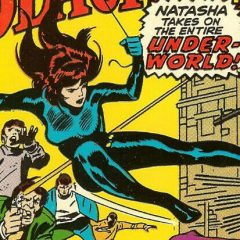 MARVEL to Release Slew of Dollar Reprints Starring BLACK WIDOW