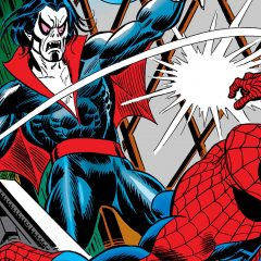 MORBIUS' Debut to Be Re-Released as FACSIMILE EDITION