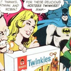Dig These 13 Groovy Bronze Age DC COMICS HOSTESS ADS
