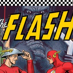 Dig the Final Versions of THE FLASH #750 Variants