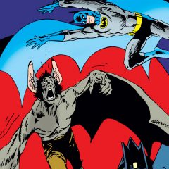 Conway and Ditko's MAN-BAT #1 to Be Re-Released as a Facsimile Edition