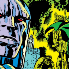 A History of JACK KIRBY's FOURTH WORLD Coming in 2020