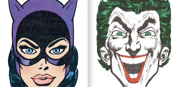 DC to Release JOKER and CATWOMAN Masks For 80th Anniversaries