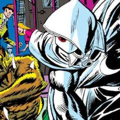 MOON KNIGHT's First Appearance to Be Released as Facsimile Edition