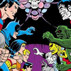 Classic SUPER FRIENDS Comics to Get Second Hardcover Collection