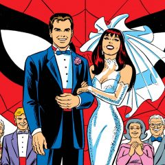 SPIDER-MAN and MARY JANE's Wedding to Get Facsimile Edition Treatment