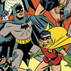 DC Plans BATMAN, ROBIN, JOKER, CATWOMAN 80th Anniversary Hardcover Collection