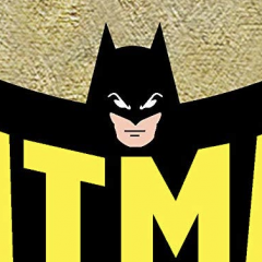 Dig the Magnificent Logo on the BATMAN: TALES OF THE DEMON Hardcover