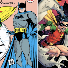 INSIDE LOOK at DC's New BATCOMPUTER Files on the ROBINS
