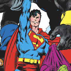 JOHN BYRNE's SUPERMAN: THE MAN OF STEEL Volume 2 Gets Release Date