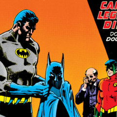 13 OLD MAN BATMAN COVERS: An 81st Anniversary Salute