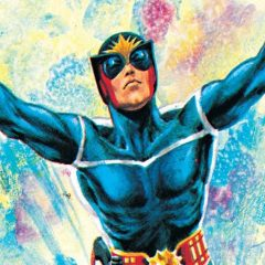 STEVE ENGLEHART on STAR-LORD: 'I Wanted a Guy Who Was the Biggest A**hole'