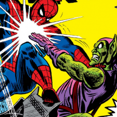 13 GREEN GOBLIN COVERS to Make You Cackle Like a Maniac