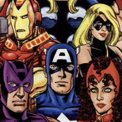THE MARVEL ART OF GEORGE PEREZ Tribute Hardcover Set for 2020