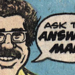 Dig These 13 Groovy BOB ROZAKIS: ASK THE ANSWER MAN! Columns