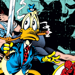 300th MARVEL MASTERWORKS Will Star HOWARD THE DUCK