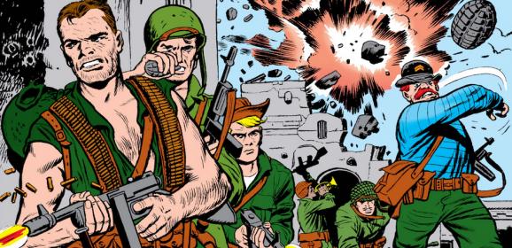 JACK KIRBY's War and Romance Comics Set For MARVEL Omnibus Treatment