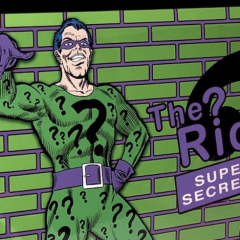 FIRST LOOK: The 'MEGO' RIDDLER HIDEOUT Playset You've Been Waiting For