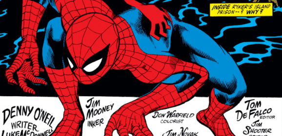 INSIDE LOOK: DENNY O'NEIL's Offbeat, Uneven SPIDER-MAN Run
