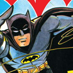 13 BATMANGA COVERS: A JIRO KUWATA Birthday Tribute