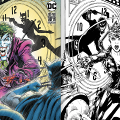 NEAL ADAMS Reveals the Secrets of His JOKER and CATWOMAN Anniversary Covers